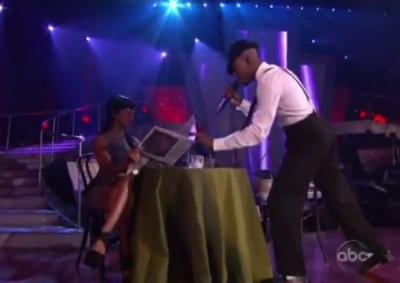 Ne-Yo One In A Million DWTS