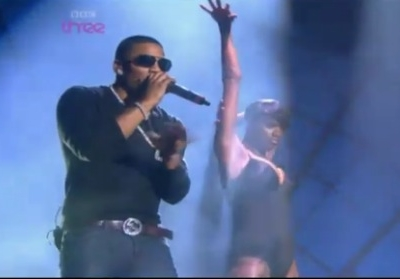 Nelly MOBO Awards Just A Dream 2010