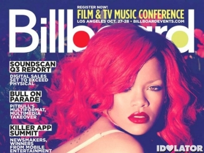 Rihanna Billboard