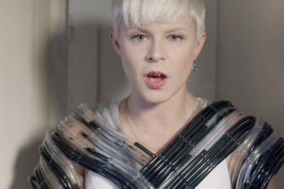Robyn Indestructible music video