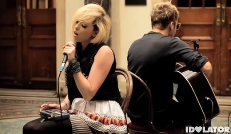 The TIng Tings BBC Switch Hands acoustic