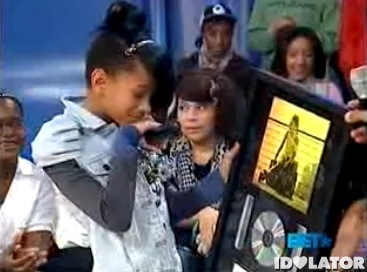 Willow Smith 106 & Park Whip My Hair