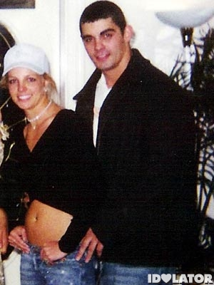 Britney Spears Vegas wedding