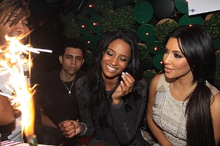 Ciara Celebrates Her Birthday And Supports 'Save The Music' In One Night (PHOTOS)
