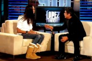 Antoine Dodson Discusses His Next Sassy Single On 'Lopez Tonight'