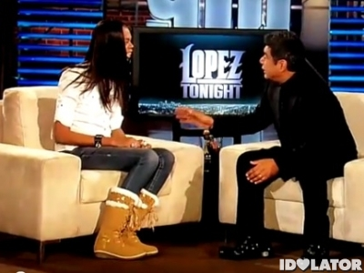 Antoine Dodson Lopez Tonight George Lopez
