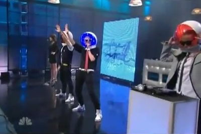 Far East Movement Like A G6 Tonight Show with Jay Leno Dev