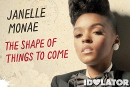 Janelle Monea Shape Of THings To Come