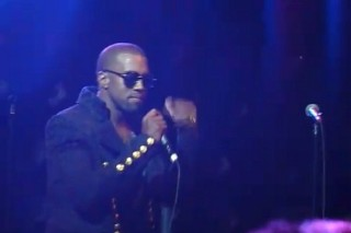 Kanye West Rants About Taylor Swift, George Bush At Bowery Ballroom Gig