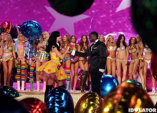 Katy Perry and Akon