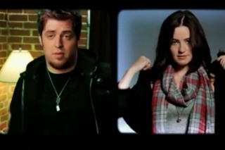 """Sweet Serendipity"" Is Watching Over Lee DeWyze In His New Video"