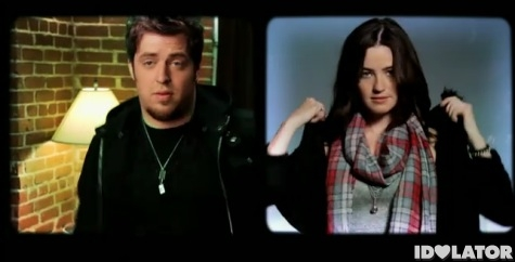 Lee DeWyze Sweet Serendipity music video