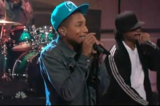 N.E.R.D. Musically Dish Out Some Advice On The 'Tonight Show'