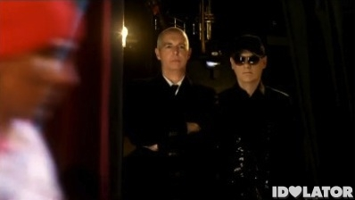 Pet Shop Boys Together music video