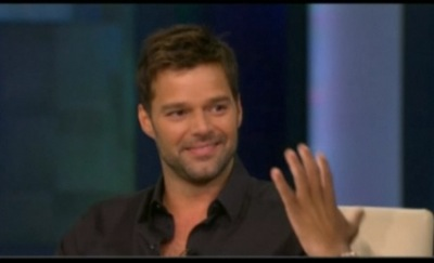 from Rory gay ricky martin on oprah