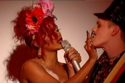 Rihanna The X Factor Only Girl In The World