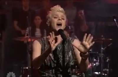 Robyn Late Night With Jimmy Fallon