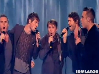 Take That The X Factor The Flood