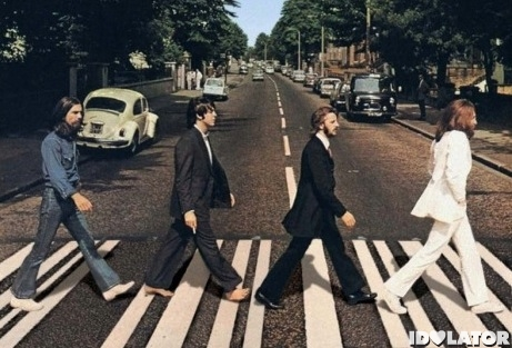 The Beatles Abbey Road iTunes