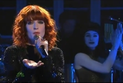 Florence And The Machine Snl Dog Days