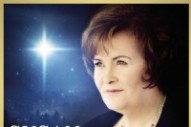 "Susan Boyle Gifts Another ""Hallelujah"" Cover To The World"