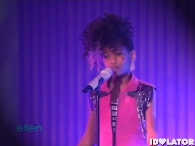 willow smith Ellen