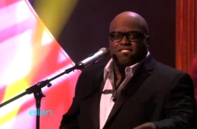 Cee Lo Green Forget You The Ellen DeGeneres Show