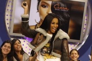 Ciara Gets Into The Groove On '106 & Park'