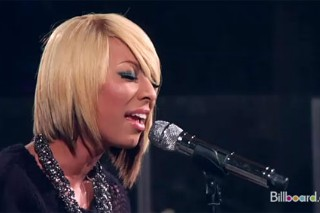 Pretty Girl Keri Hilson Rocks Out For 'Billboard'