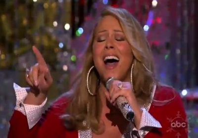 Mariah Carey Oh Santa Christmas Special