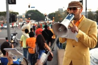 OK Go Lead A GPS Parade Around Los Angeles
