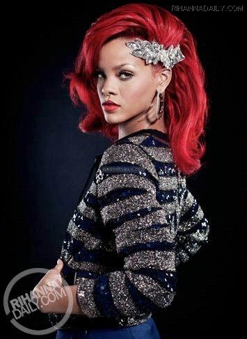 Rihanna Q Magazine 2