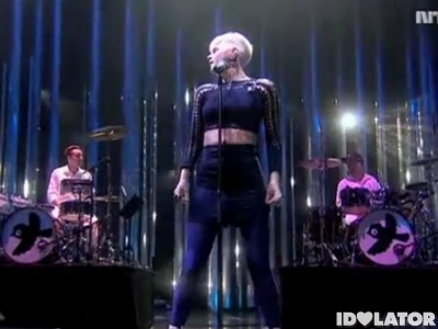 Robyn Nobel Peace Prize Concert Dancing On My Own