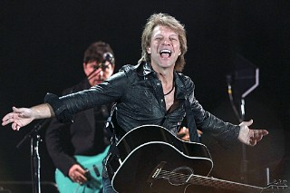 Bon Jovi Named Highest Ticket Earner Of 2010