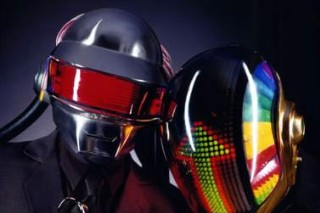 Check Out Daft Punk's Helmets Throughout The Years