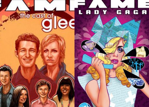 fame comic books