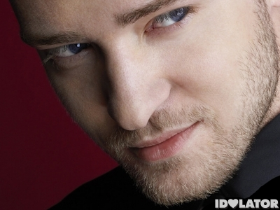 justin timberlake close up