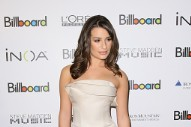 Lea Michele, Fergie And More At Billboard's Women In Music Awards (PHOTOS)