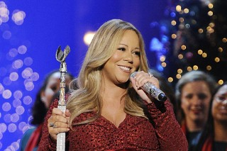 "Mariah Carey And More Celebrate ""Christmas In Washington"" (PHOTOS)"