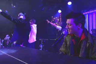 "Frankmusik Adds Fuel To Far East Movement's ""Rocketeer"" On 'Kimmel'"