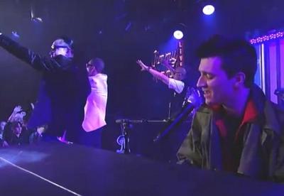 Far East Movement Frankmusik Rocketeer Jimmy Kimmel Live