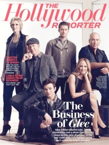 Glee Hollywood Reporter