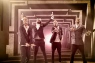 "JLS Are Dreaming With Their ""Eyes Wide Shut"" In New Video"