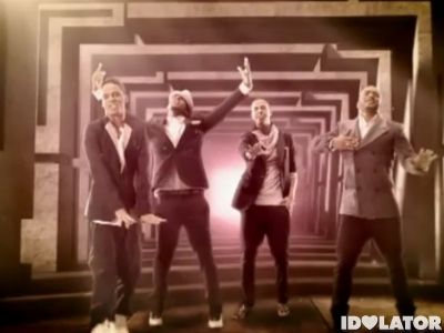 JLS Eyes Wide Shut music video