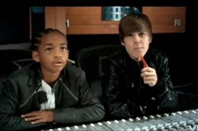 Jaden Smith Justin Bieber Never Say Never