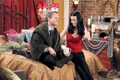 Katy Perry & Neil Patrick Harris Flirt Through Their 'How I Met Your Mother' Promos