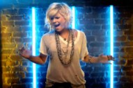 """Kimberly Caldwell Stops Time In Her """"Desperate Girls & Stupid Boys"""" Video"""