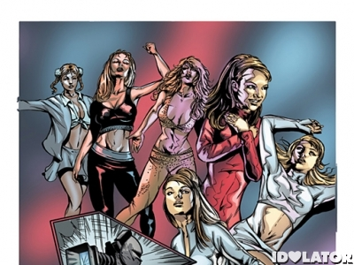 Preview Britney Spears' Fame Comic Book—If You Dare! (PHOTOS)