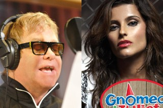 "Elton John And Nelly Furtado Duet To ""Crocodile Rock""—The 'Gnomeo And Juliet' Remix"