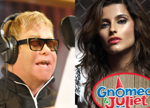 """Elton John And Nelly Furtado Duet To """"Crocodile Rock""""—The 'Gnomeo And Juliet' Remix"""
